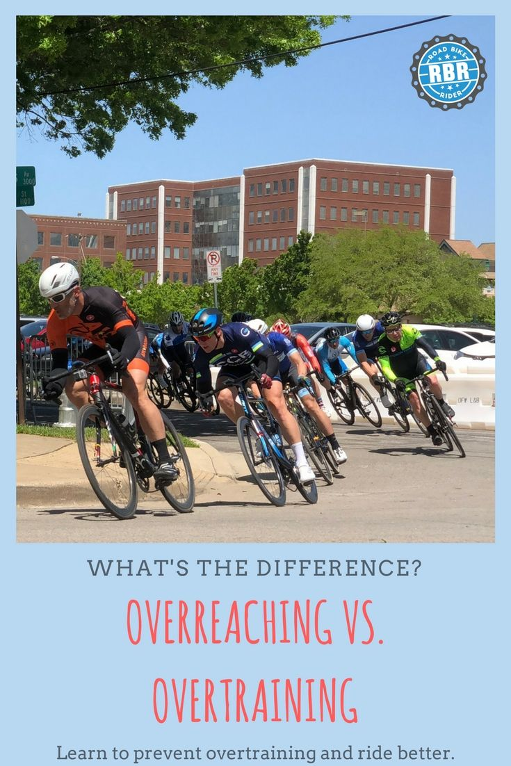 Overtraining Vs Overreaching In Cycling And How To Know The