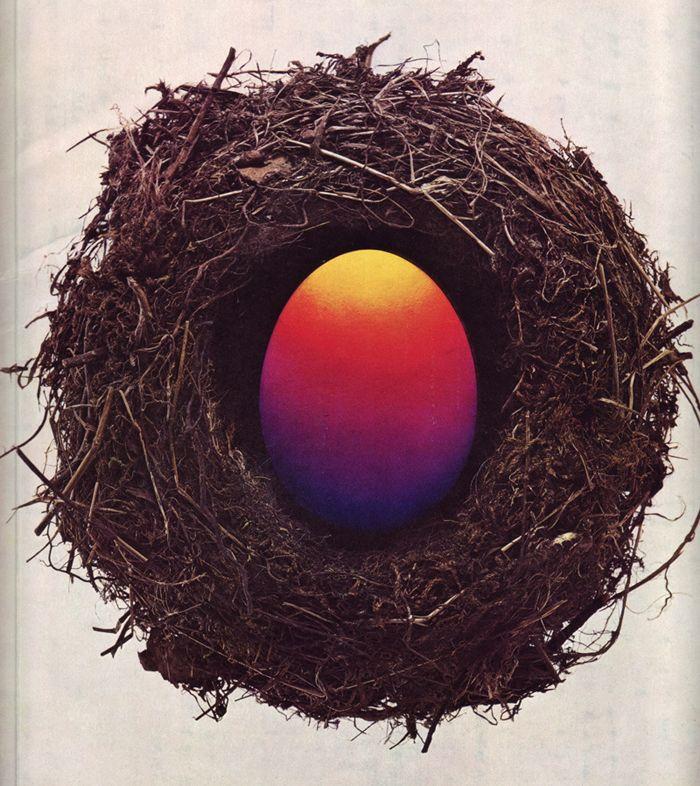Gebrauchsgraphik--March-1967_900: Eggs, Artsy Fartsi, Graphics Design, Gebrauchsgraphik Magazines, Circular Things, Photo Stamps, Blog, Bauhaus, Art Sake