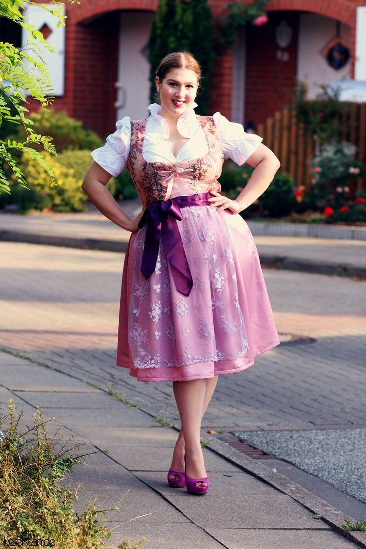 outfit 20.09.14 - lu zieht an. ® | oktoberfest outfit, kleider für