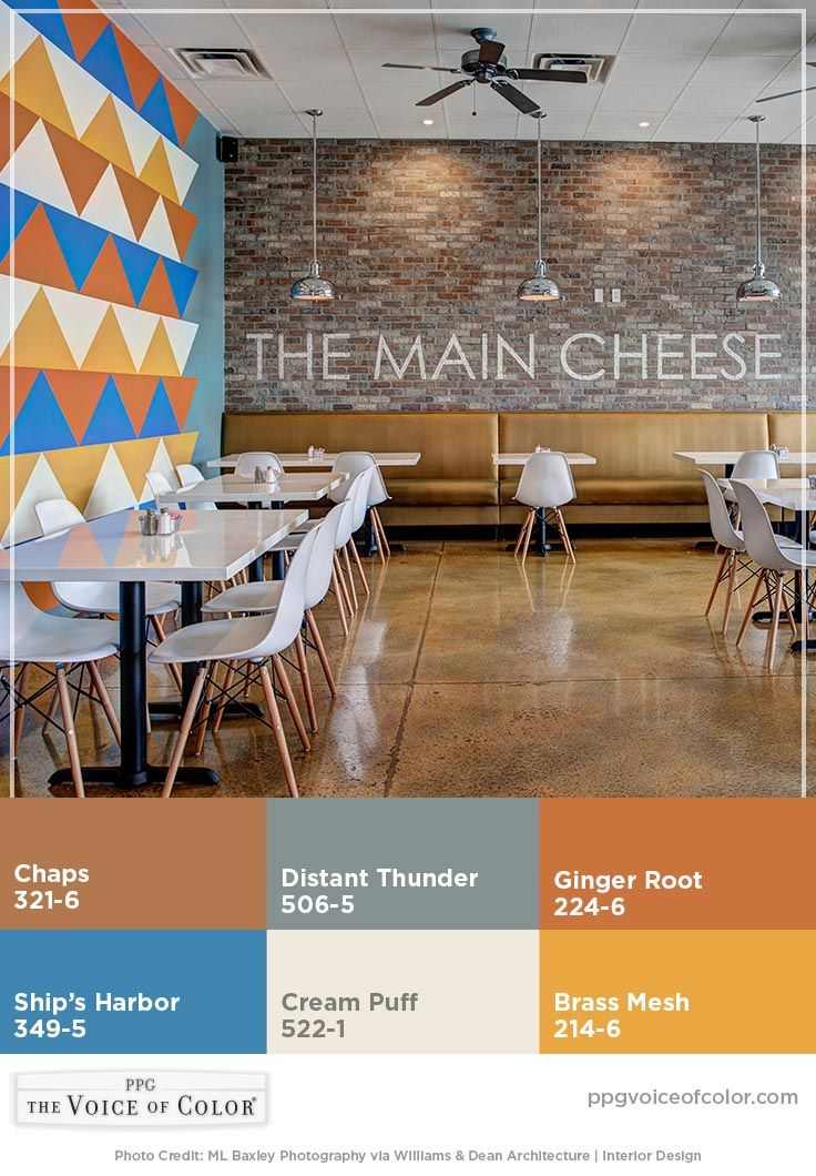 The main cheese a restaurant in little rock ar features ppg voice of color
