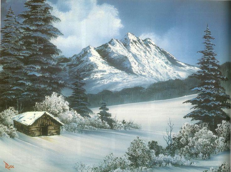 bob ross paintings for sale | Diane Dantzer- Certified Bob Ross Instructor