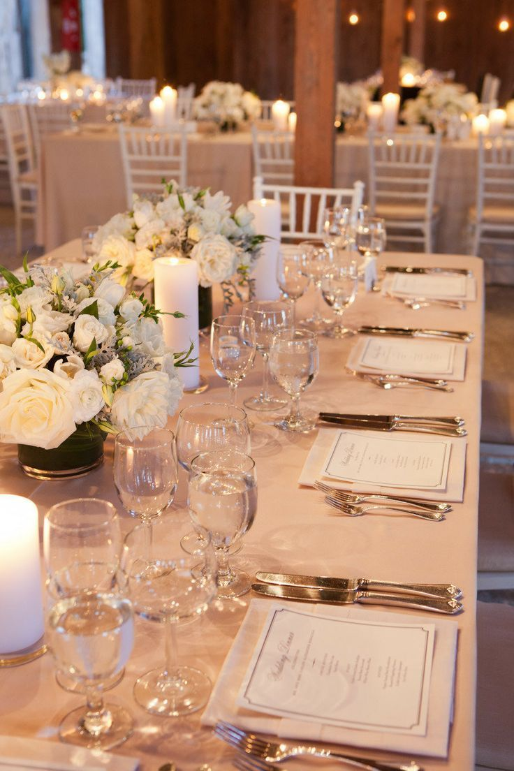 Impressive Non-Traditional Wedding Reception Ideas