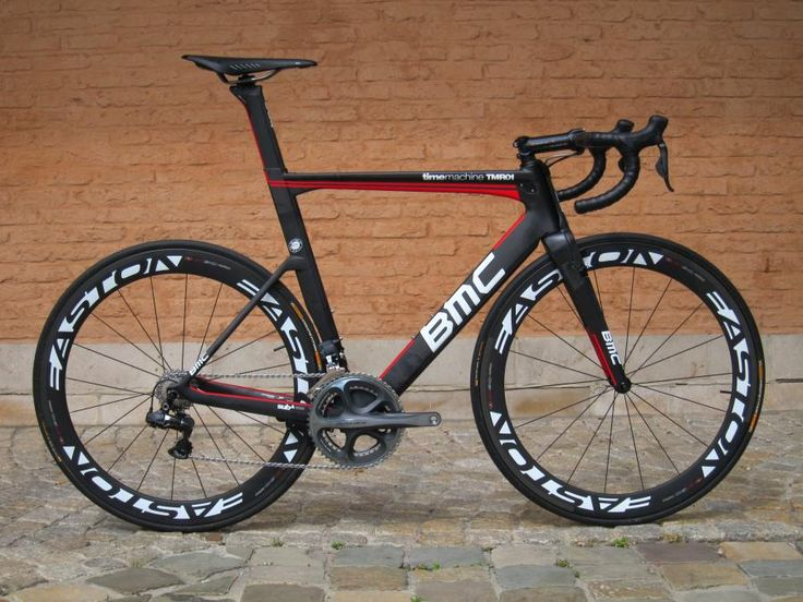 BMC TMR01 Time Machine - aero road bike