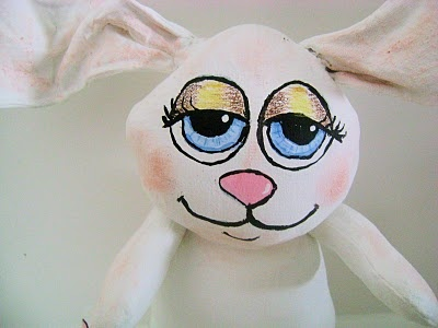 Missy Cottontail- My Free Bunny Pattern