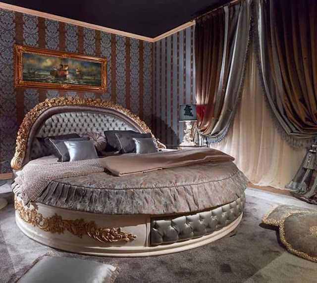 Latest Modern Chiniot Furniture Designs 2019 King Bedroom
