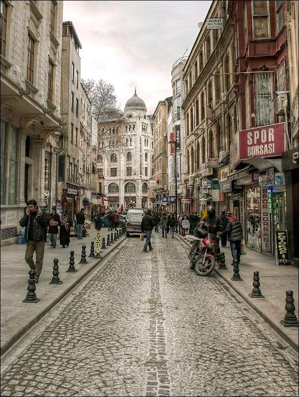 Sirkeci - İstanbul