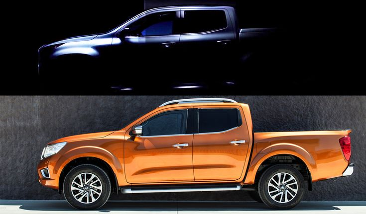 New Mercedes-Benz Pickup Truck Looks Like An AMG-Faced Nissan Navara