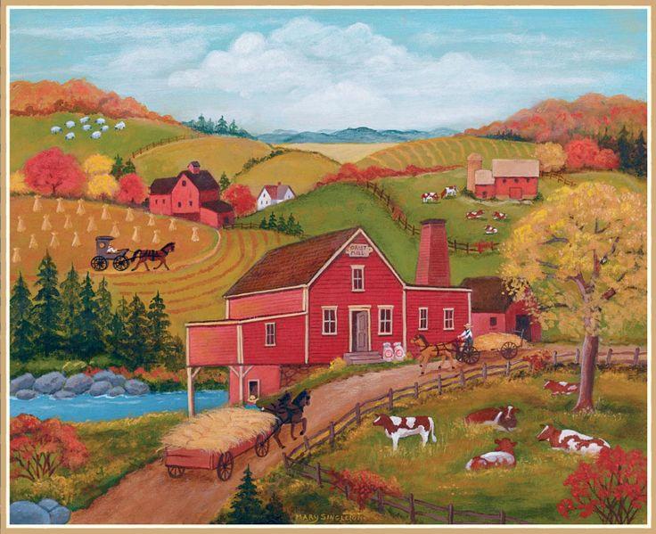 Lang Folk Art Calendar : Best images about lang calendars susan wİnget