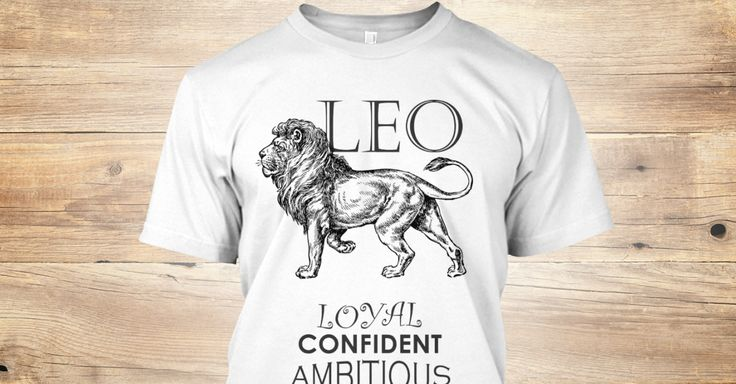 #Leo Calling all my fellow leos out there. Please let this shirt come to life :)  Limited Run!