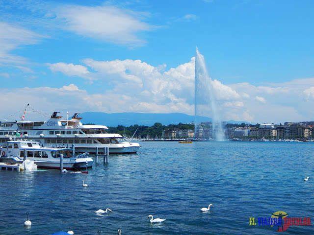 8 Horas en Ginebra: Relojes, navajas y un jet de agua (Suiza)