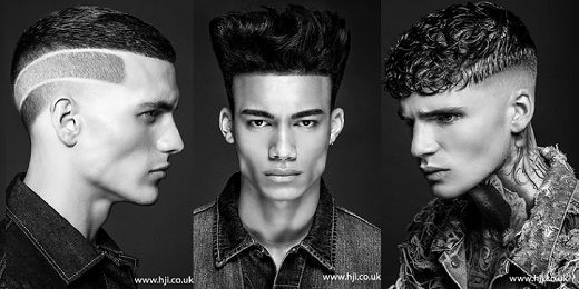 Kevin Luchmun – Men's Hairdresser of the Year Finalist Collection.