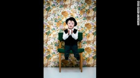 Iceland photographer Sigga Ella explores the beautiful differences among people with Down syndrome from 9 months to 60 years old.