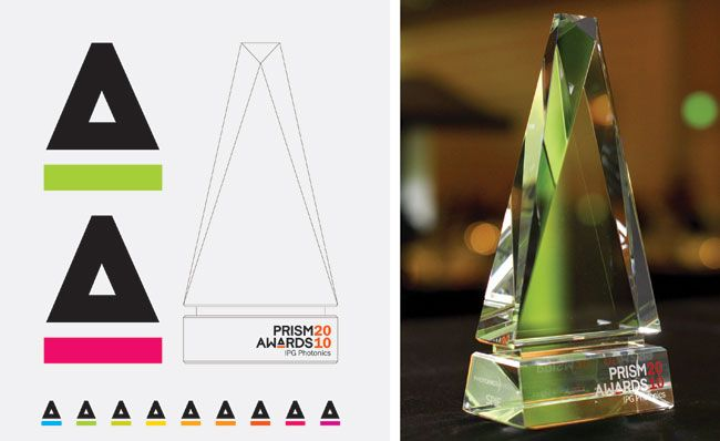 View the 2012 In-HOWse Design Awards' Best of Show Winner: The Prism Awards.