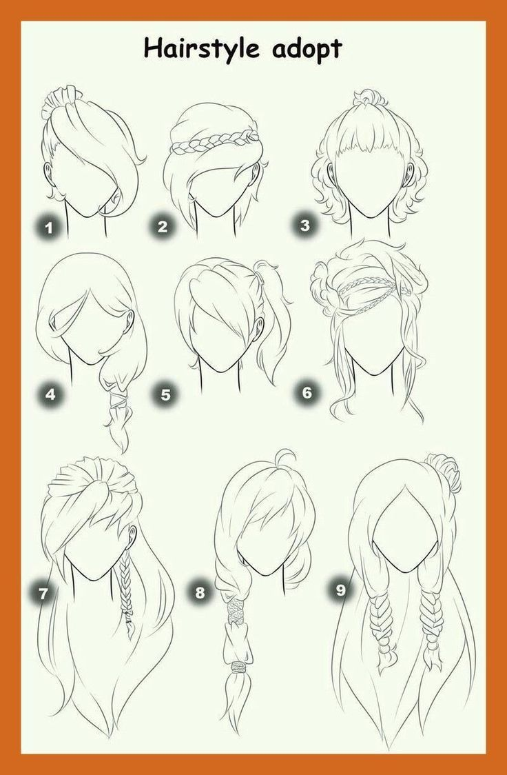 Current Drawing Hairstyles Ponytail Shots Snap Style Current Snap Most Current Snap Shots Ponytail H In 2020 Anime Hair Anime Ponytail How To Draw Hair