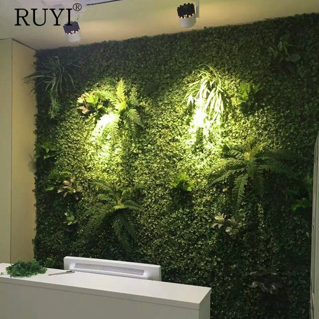 Ruyi 40 60 Artificial Green Plant Background 5pcs Lot Us 102 96 Art Artist Artificial Plants Indoor Artificial Plants Outdoor Artificial Garden Plants