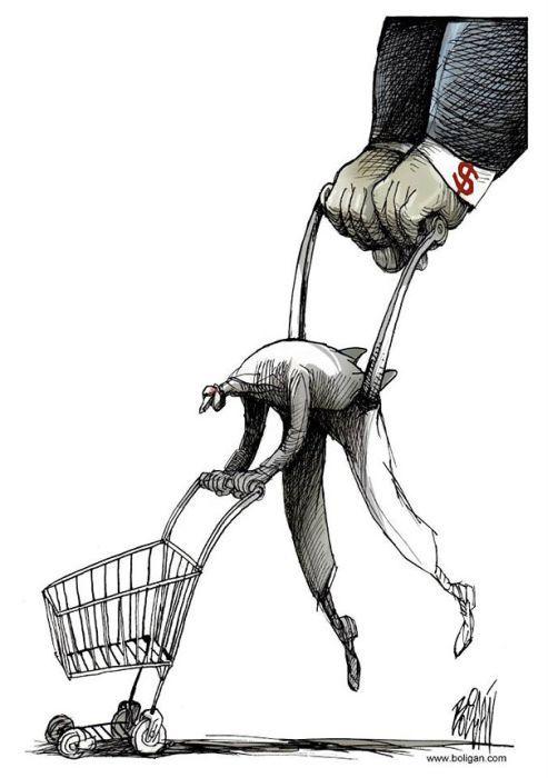 Consumisti consumati