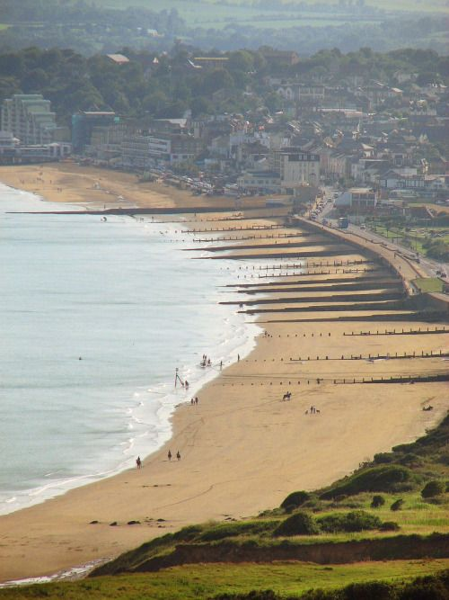 Sandown Bay, Isle of Wight by Inner Vision Productions