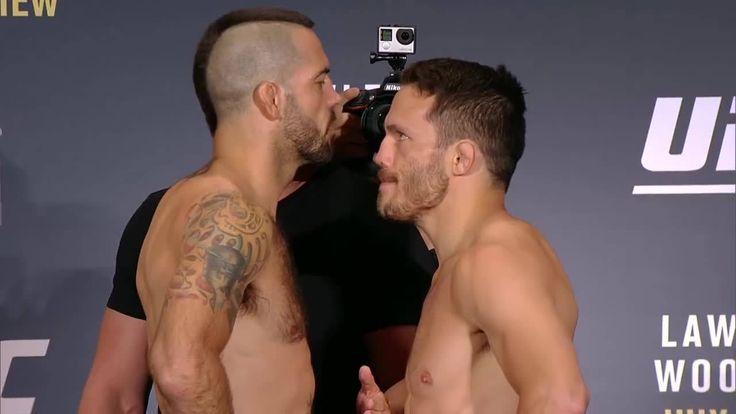 """Yessss!!!!!! #UFC201 """"The Immortal"""" Matt Brown vs Jake Ellenberger"""