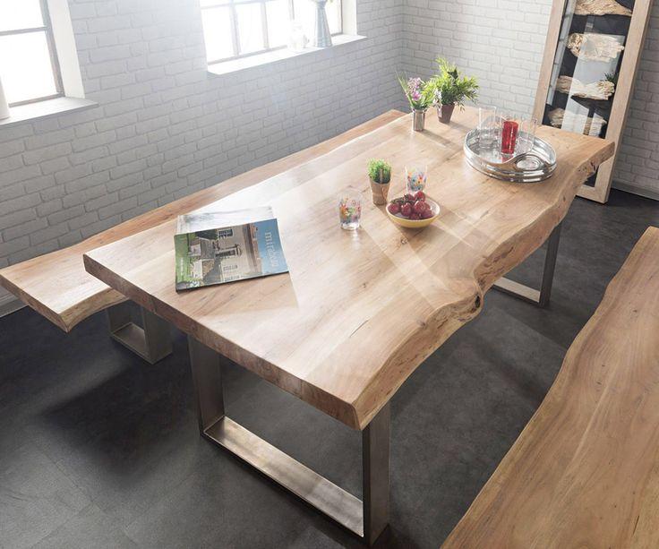 Die besten 25+ Schmaler tisch Ideen auf Pinterest | Ecke Küche ...