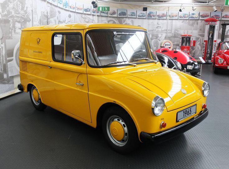Alle Größen | VW Typ 147 Fridolin 'Deutsche Bundespost' 1965 | Flickr - Fotosharing!