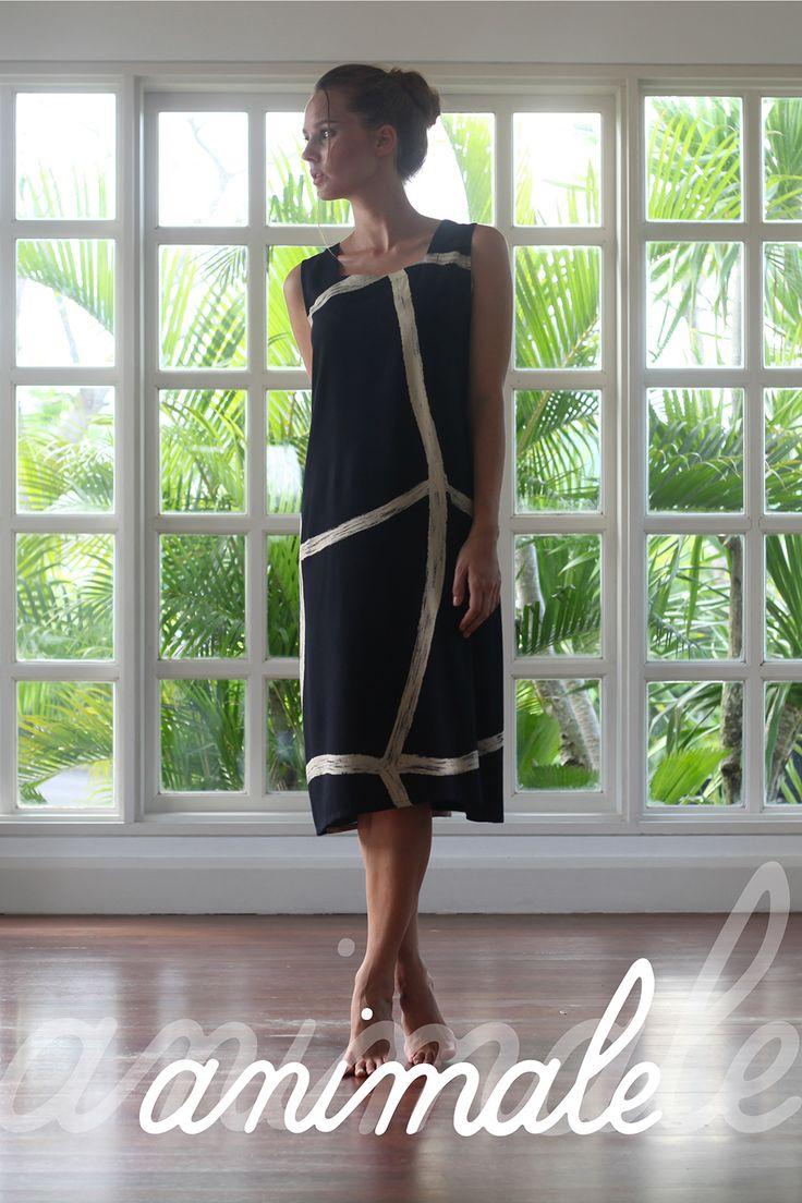 Summer Collection 2014 - Women Dress Black