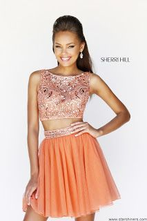 Sherri Hill- designerul cu rochii de basm - Magazin Universal