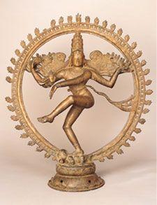 Shiva Nataraja : ASIA SOCIETy