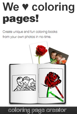 Free Colouring Page Creator Womenfreebiesca Samples