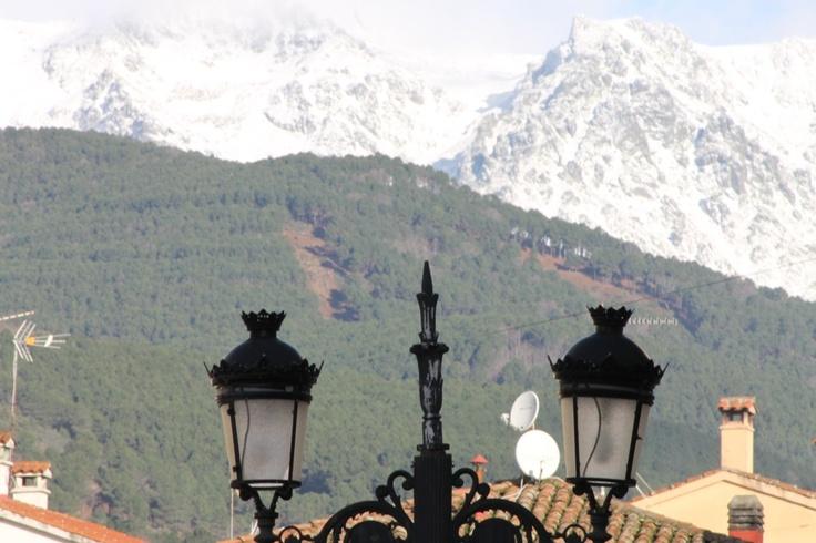 Nieves en Gredos,mes de enero  www.lunacandeleda.com