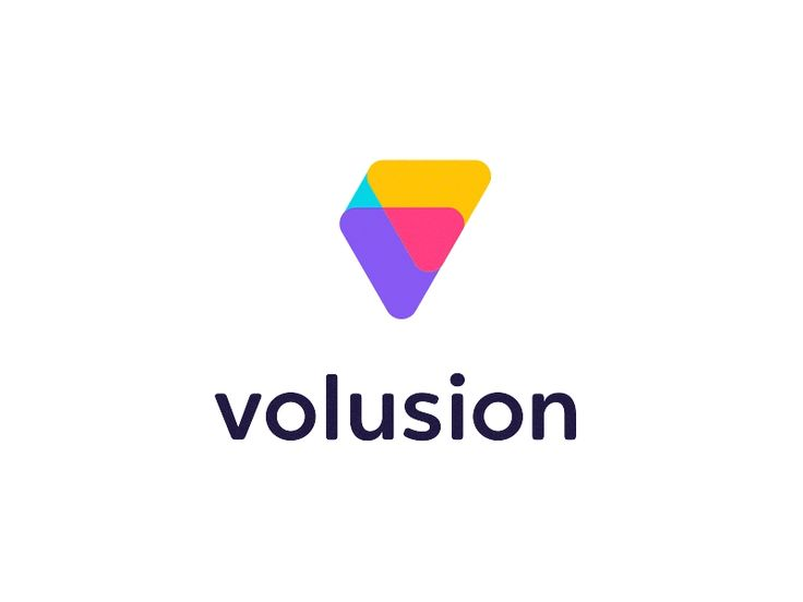 Here's the final version of Volusion.com logo animation. What do you guys think about it? ✨ FOLLOW OUR TEAM