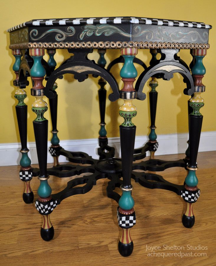 25 Best Ideas About African Furniture On Pinterest: 25+ Best Ideas About Painted Side Tables On Pinterest