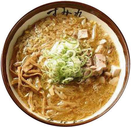 札幌「すみれ」 : 味噌ラーメン