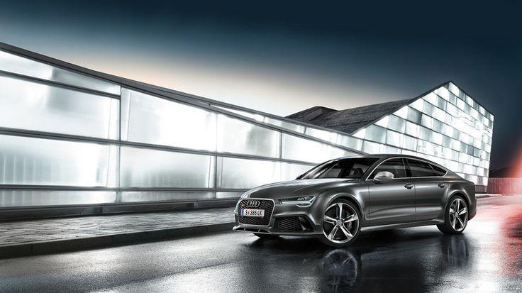 Überblick - RS 7 Sportback - A7 - Audi Österreich
