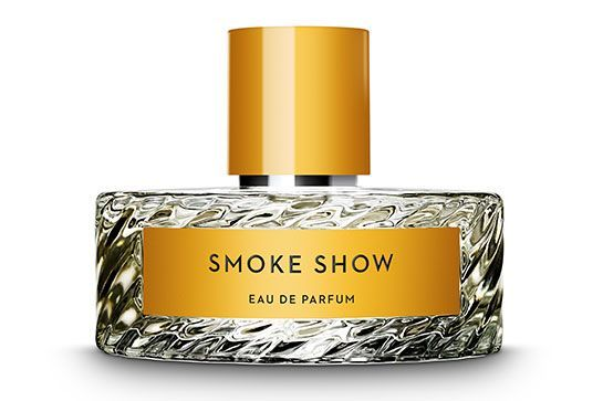 "According to Urban Dictionary, smoke show is defined as: ""A word used to describe a sereously [sic] hot girl (must not be overused and abused on medeocarly [sic] hot woman!)"" Oy. Fortunately, that nonsense has nothing to do with this fragrance, which is a sensual blend of spices, leathers, and woods. Throughout the day, the scent shifts and changes, and never seems to smell the same way twice. #refinery29 http://www.refinery29.com/best-new-fall-fragrances-2015#slide-5"