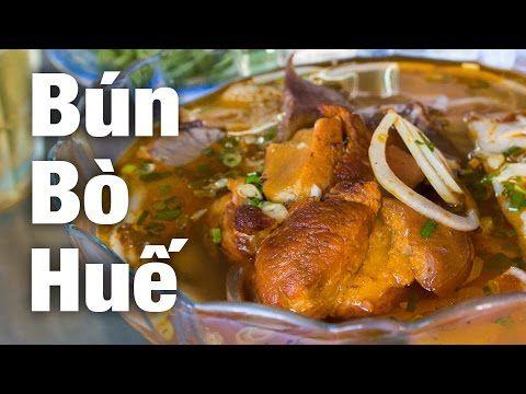 Bun Bo Hue - A Vietnamese Food You Must Eat
