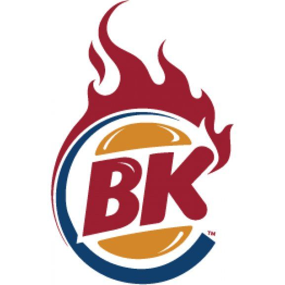 burger king  quot bk quot  logo my favorite logos pinterest logo giant vectoriel giants baseball logo vector