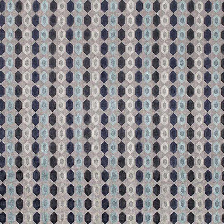 Warwick Fabrics : CEZAR, Colour OPAL