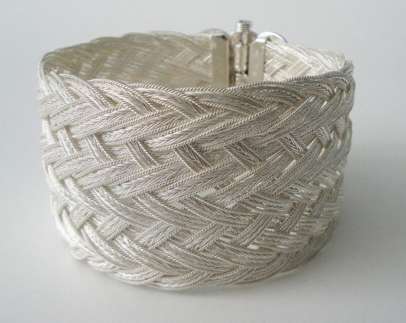 gorgeous OOAK Bracelet by timA Custom Made to Order by timAsArtStudio, $1399.90