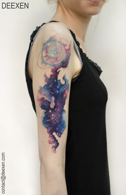 Interstellar by Deexen