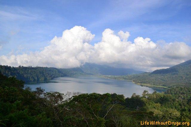 Озеро Буян - достопримечательности Бали