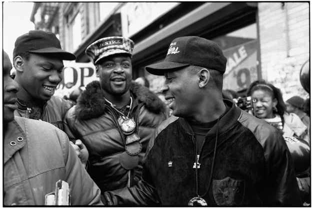 KRS-One and Public Enemy's Chuck D