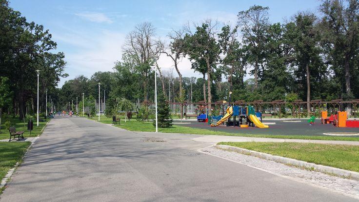 Parcul Lunca Jiului / Parcul Tineretului - CRAIOVA