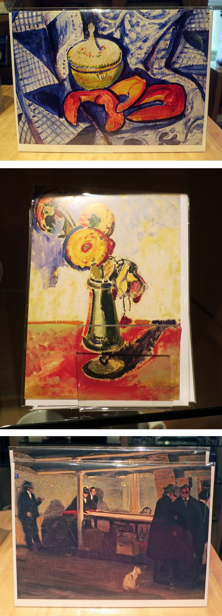 Notecards featuring work from Alfred Maurer: At the Vanguard of Modernism | $3 each