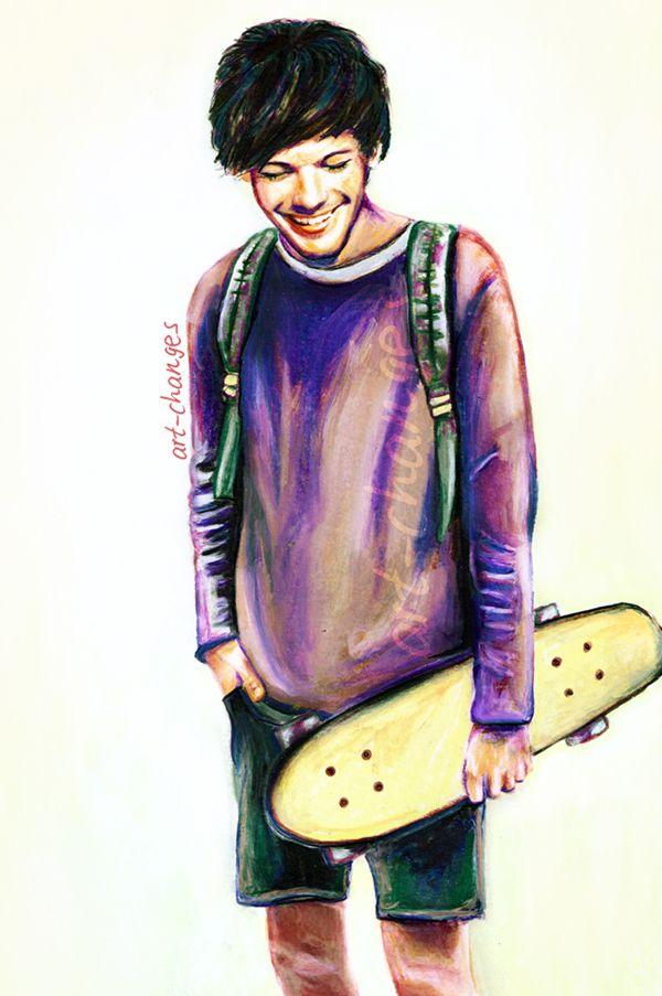 skater boy louis
