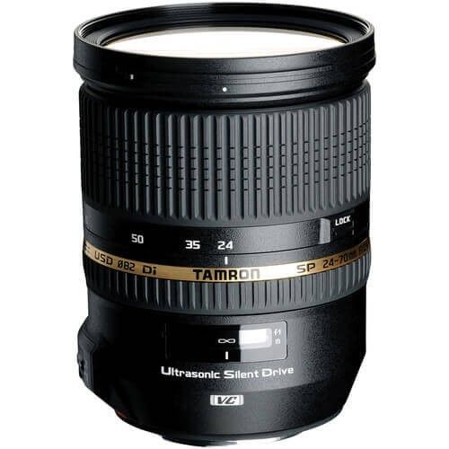 ON SALE Tamron 24-70mm f/2.8 VC for Canon
