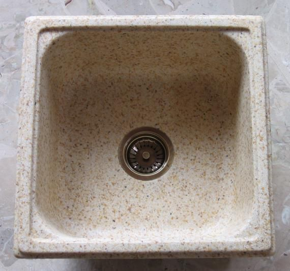 lavandino-lavello cucina- Lavelli in marmo e in graniglia di marmo e ...