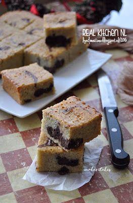 REAL Kitchen NL: CAKE CAPPUCCINO (Cake Potong)