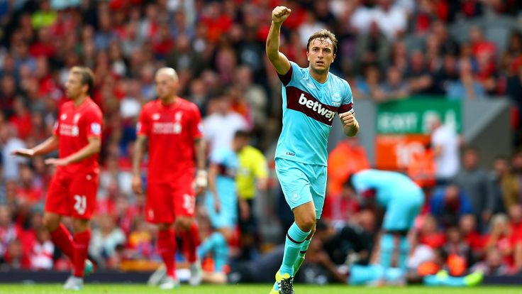 @WestHam The Hammers cruised to victory following the dismissal of the Brazilian playmaker Coutinho, but saw captain Mark Noble also sent off in the second half #9ine