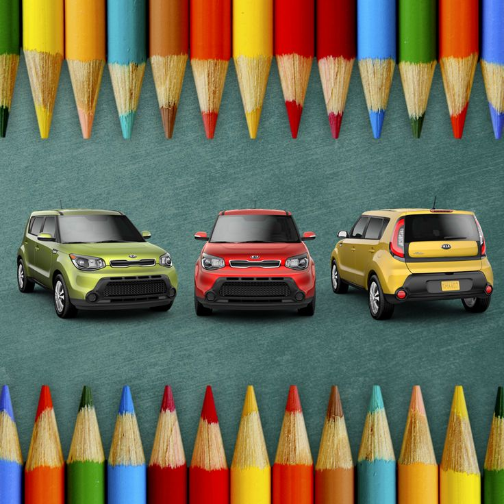 Look sharp. Kia Soul. #BackToSchool http://www.kia.com/us/en/vehicle/soul/2015/experience?story=hello&cid=socog