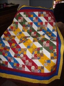 Jelly Roll Quilt Patterns